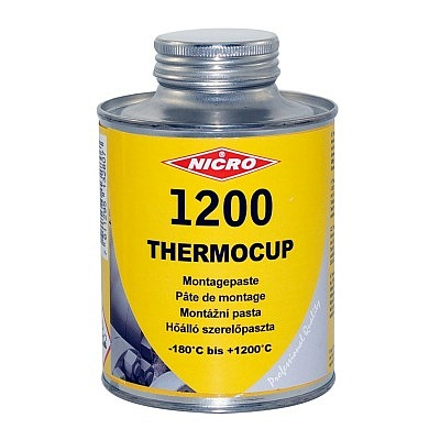 NICRO Thermocup 1200 Montagepaste, 500 gr.