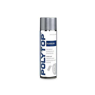 POLYTOP Felgensilber, 500 ml
