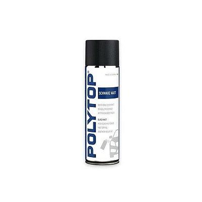 POLYTOP Schwarz Matt, 500 ml