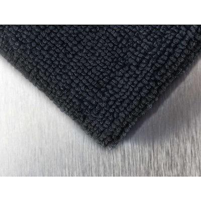 POLYTOP Microfasertuch schwarz, 5 Stk.