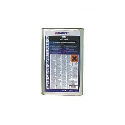 DINITROL 7225 AUTOCLEANER, transparent, 20 l