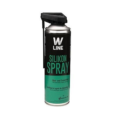 W-Line Silikon Spray 500 ml