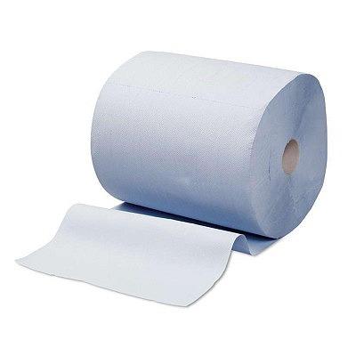 POLYTOP Papierrolle blau, 3-lagig