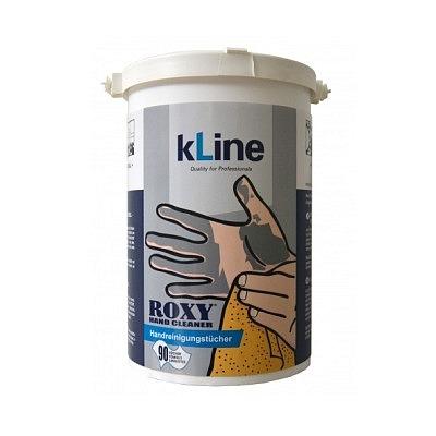 kLine ROXY Reinigungstücher 90 Tücher / Eimer