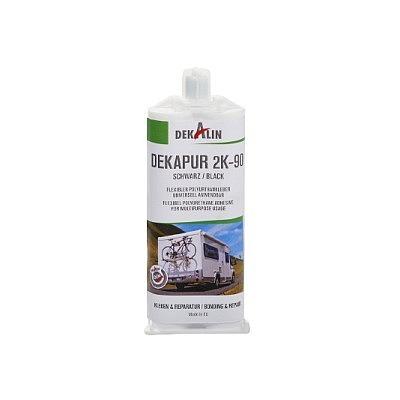 DEKALIN Klebstoff Dekapur 2K-90, schwarz, 50 ml